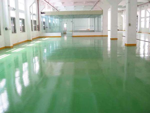 环氧树脂地坪漆起泡的原因