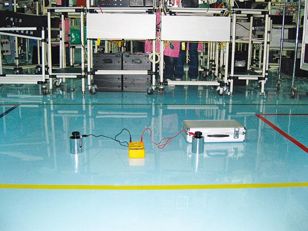 电子厂为什么要做防静电地坪漆?