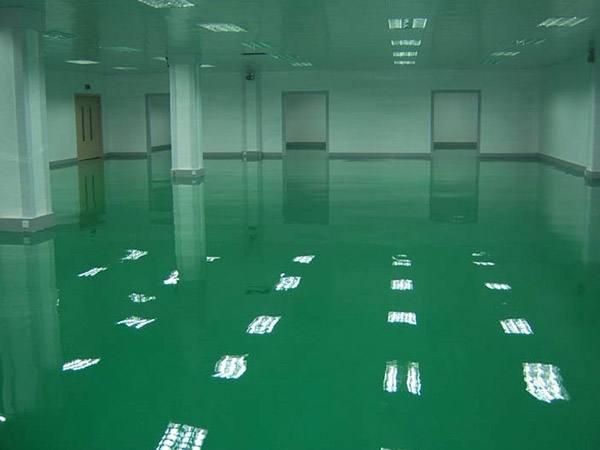 环氧树脂地坪维护注意的几个问题