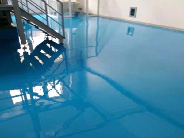环氧地坪漆的应用优势都体现在这些方面
