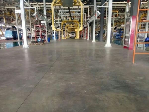 耐磨地坪有哪些性能特点,超硬耐磨骨料