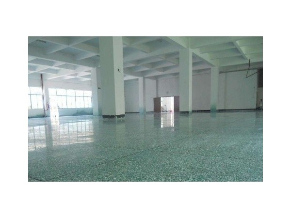 地坪漆需要环保与耐磨并存