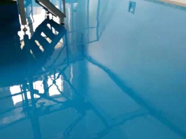 环氧薄涂滚面型地坪性能特点和适用范围